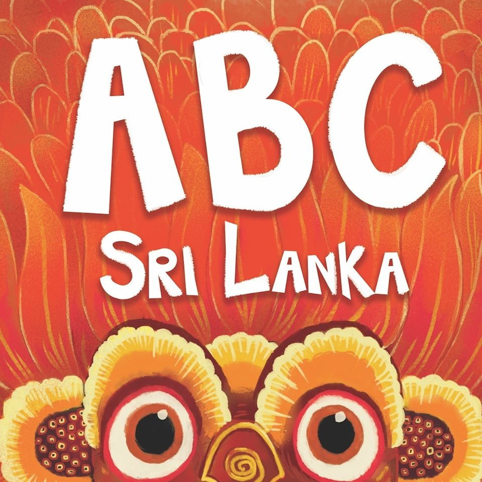 ABCs of Sri Lanka Book
